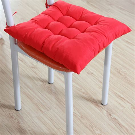 Indoor Dining Chair Pads Indoor Outdoor Dining Garden Patio Home Kitchen Office Chair Seat Pads Cushion Ebay