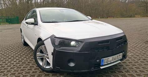 2020 Opel Era by Nuovo Restyling Per La Futura Opel Insignia 2020