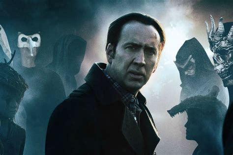 film nicolas cage italiano pay the ghost trailer italiano del thriller paranormale