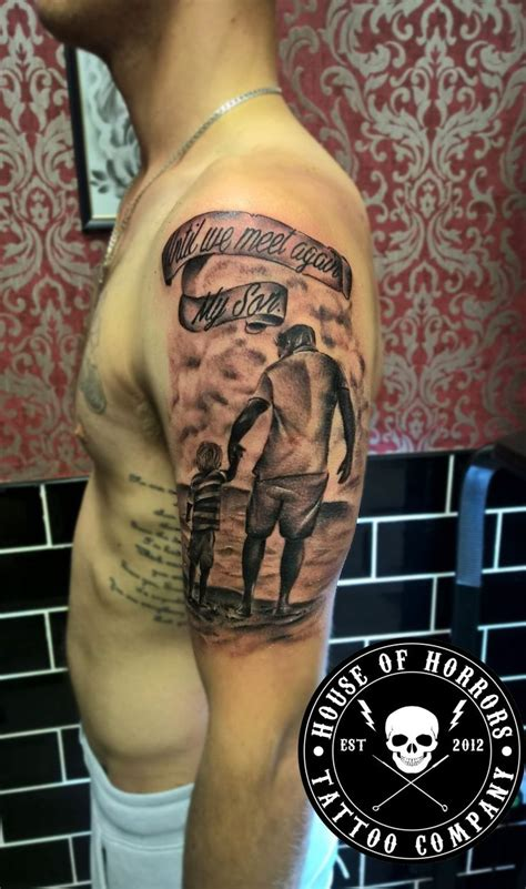 memorial tattoos for son best 25 tattoos ideas on