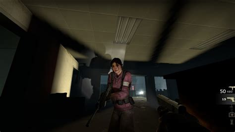 mod game left 4 dead left 4 dead zero in game zoey wip image mod db