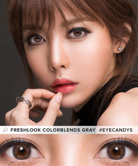 %name Best Place To Buy Colored Contacts   Buy Freshlook Dailies Grey Colored Contacts   EyeCandys