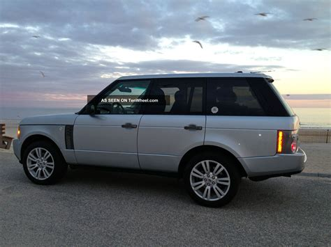 land rover sport 2007 2007 land rover range rover hse sport utility 4 door 4 4l