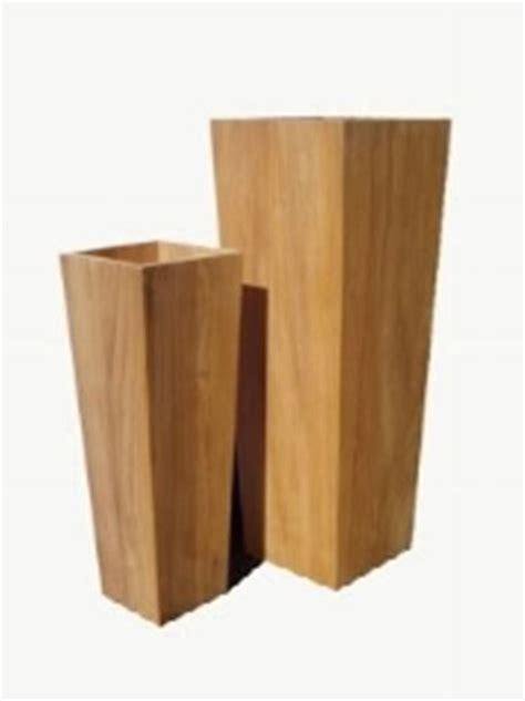 vasi in legno vasi in legno vasi e fioriere
