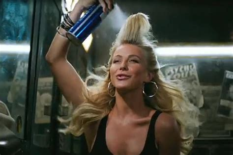sherrys hair from rock of ages julianne hough flaunts big hair in rock of ages movie