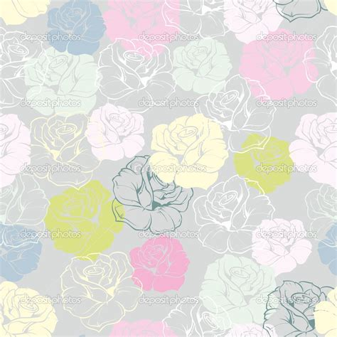 pastel flower pattern wallpaper pastel floral wallpaper for android qsx awesomeness