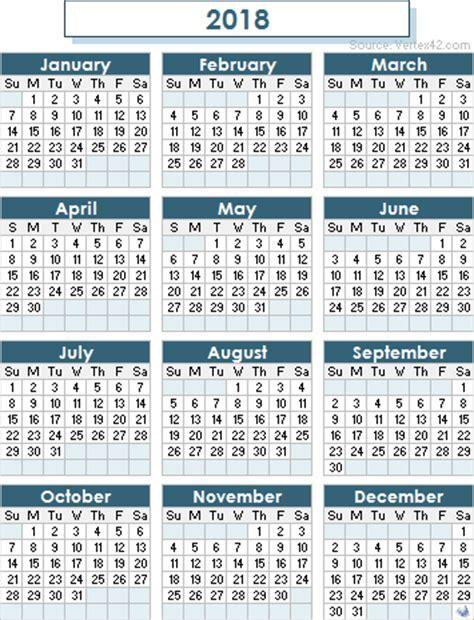 2018 calendar australia 2018 calendar printable