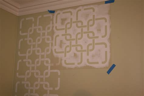 Interior Paint Stencils wall paint stencils geometric for exciting make your own