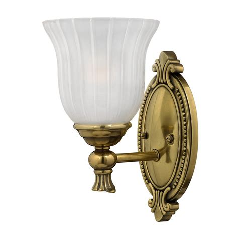 traditional brass wall lights ip44 traditional bathroom wall light burnished brass