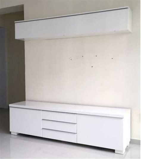 besta sale ikea ikea besta burs set of storage in gloss white for sale in