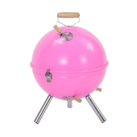 tepro mini kugelgrill rosa alles f 195 188 r garten - Feuerwanne Für Grill