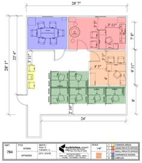 Cubicle Floor Plan by 1000 Images About Cubicle Layout On Pinterest Office
