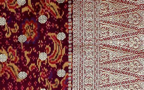 Perada Exclusife Batik from ikat to perada the story of sumptuous