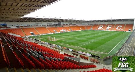 bloomfield road blackpool fc football ground guide