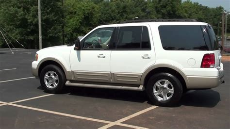 for sale 2006 ford expedition eddie bauer 1 owner stk