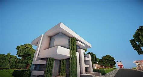 keralis modern house 13x13 modern house keralis not furnished minecraft project