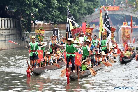 national capital dragon boat festival upcoming traditional duanwu festival greeted around china 1 9