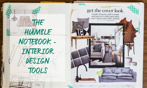 interior design notebook interior design tools 5 tips why you need the humble notebook