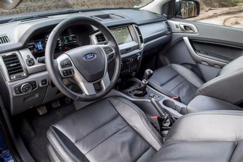 ford ranger 2017 interior 2018 2019 best trucks