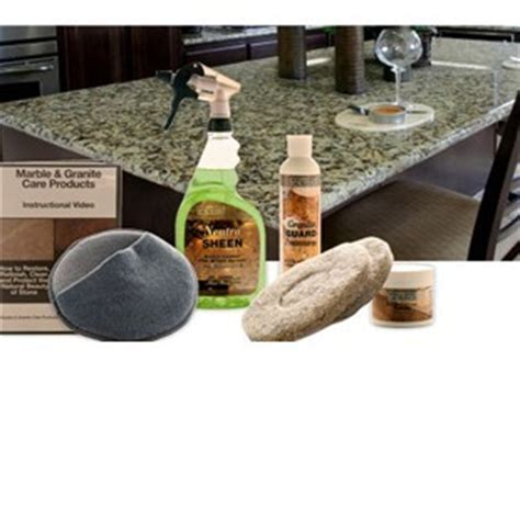 Granite Polishing Kit: Granite Cleaning Products   Granite