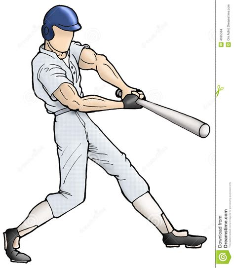 batter swing batter swing stock images image 4695584