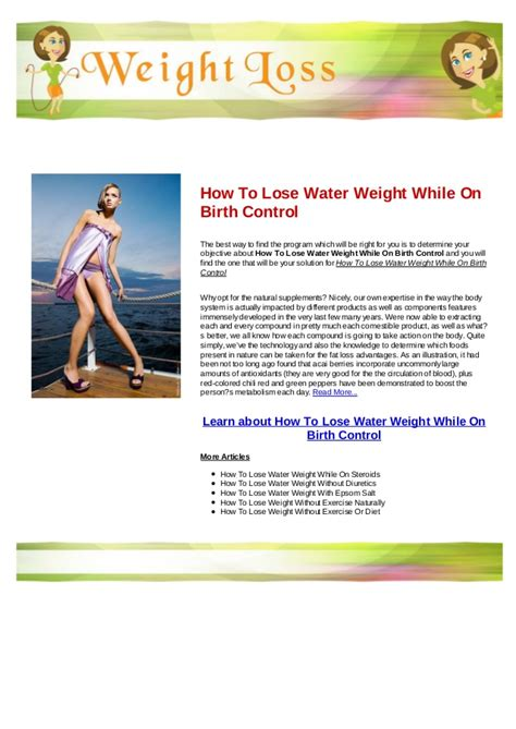 How lose weight and fast photo 5