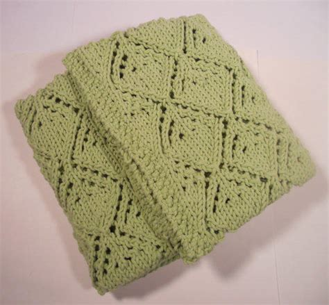 cotton knit baby blanket cotton knit lace baby blanket knit baby from dickens knits