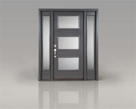 Exterior Door To Garage Entry Doors Complement To Garage Doors For Residential Pro