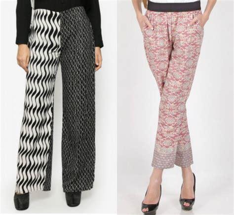 Celana Dalam Wanita Batik 22 model kemeja batik wanita 2018 yang kekinian fashion modern 2018