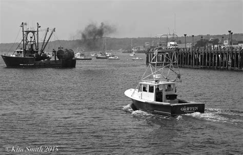 great lobster boat gloucester lobster boat the griffin with captain randy and