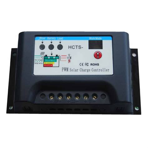 Solar Light Controller China Solar Controller For Solar Light System With Led