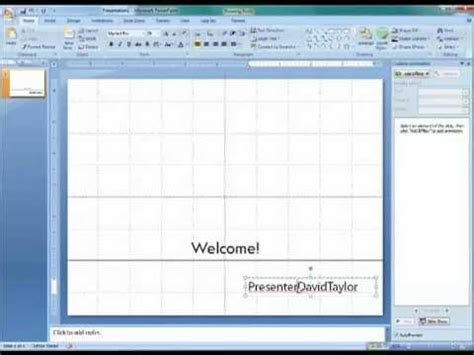 tutorial powerpoint professional powerpoint 2007 tutorial 1 secrets of professional