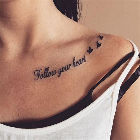 follow your heart tattoo follow your new tat ink tattoos