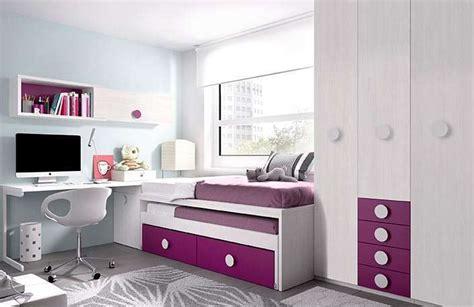 decorar habitacion pequeña para dos niños dormitorios juveniles modernos para mujeres