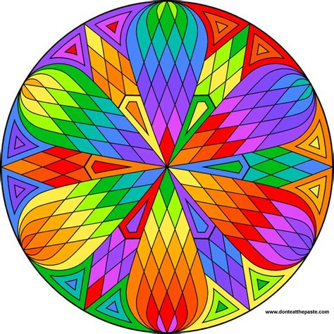 colored coloring pages lattice mandala to color shala has a vast number of exquisite mandalas available on website