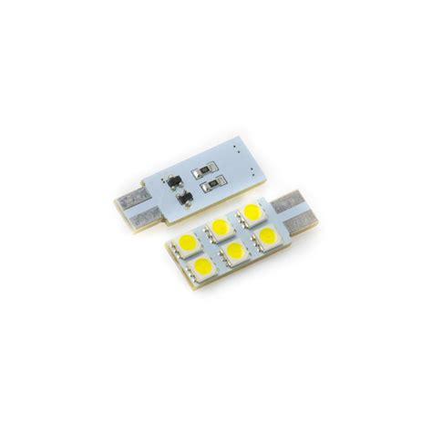 Twinhead Led T10 6 Led t10 6 smd 5050 led bulb xenonhids