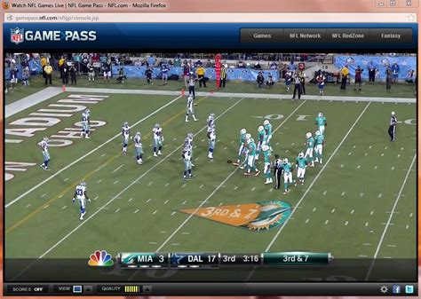 watch live football online for free where to watch nfl games download free software