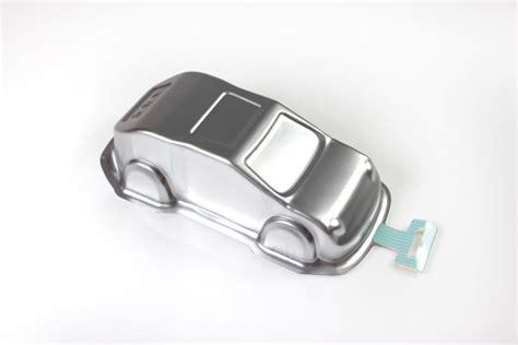 Kuchenform Auto by Kuchenform Auto 3d Aus Aluminium 27 X 14 X 7 Cm