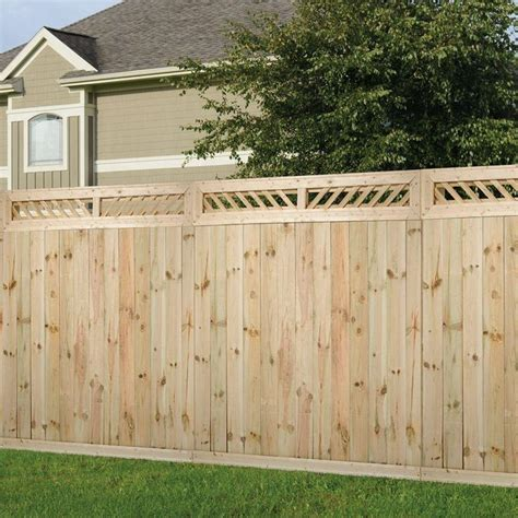 Decorative Fence Panels Home Depot by 17 Best Ideas About 6ft Fence Panels On Wattle