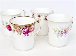 Studio Pedestal Royal Albert Bone China Coffee Mugs Floral Mugs Tea Cups