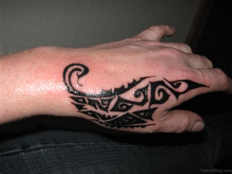 tattoos on hands 98 mind blowing tribal tattoos on