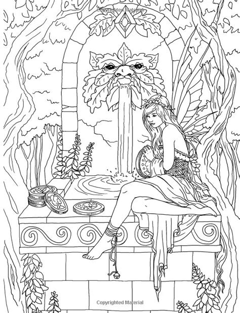 elf magic coloring pages elf magic coloring sheets coloring page