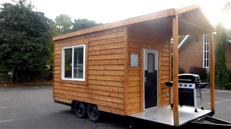 Small A Frame House Plans Free Bbq Food Trailer 14ft New Kithen Youtube