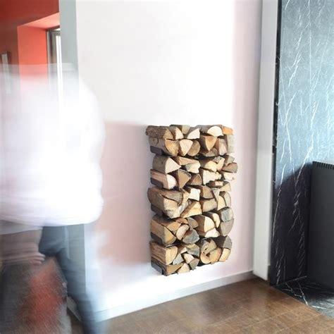 Radius Wooden Tree by Wooden Tree Firewood Shelf Radius Ambientedirect