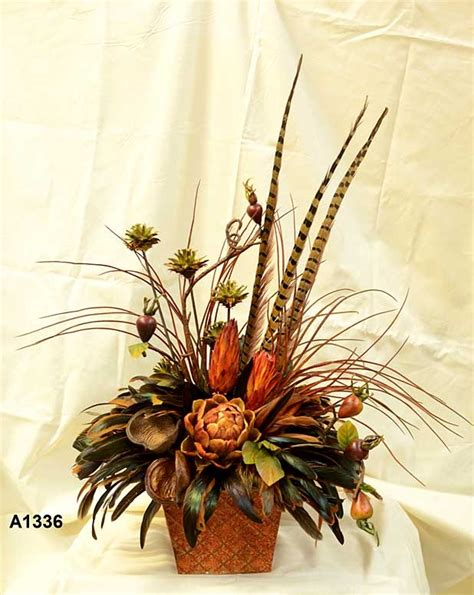 fall centerpieces with feathers 137 best images about floral on pinterest floral