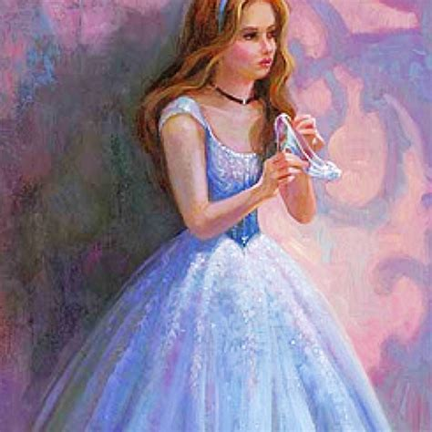 cinderella painting cinderella painting photoshop and design stuff