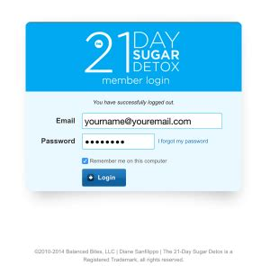 The About Detox Login by Get Started With The 21 Day Sugar Detox The 21 Day Sugar