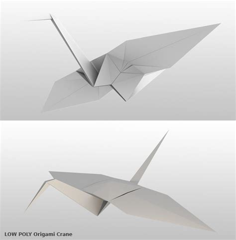 origami cranes for sale origami crane 3d model by fdr44 3docean