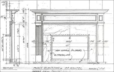 fireplace mantel plans neiltortorellacom