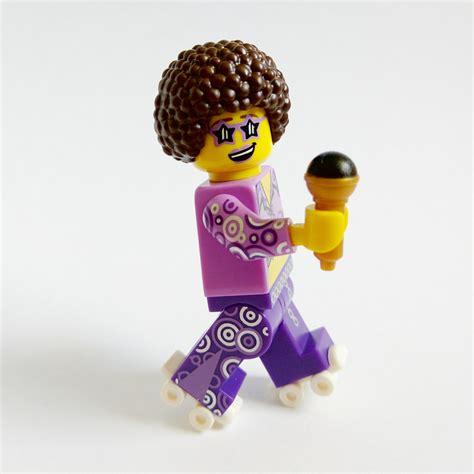 Lego Minifigure Series 13 disco lego collectible minifigure series 13